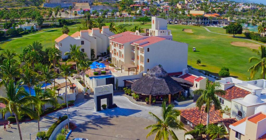 Park Royal Homestay Los Cabos с высоты птичьего полета