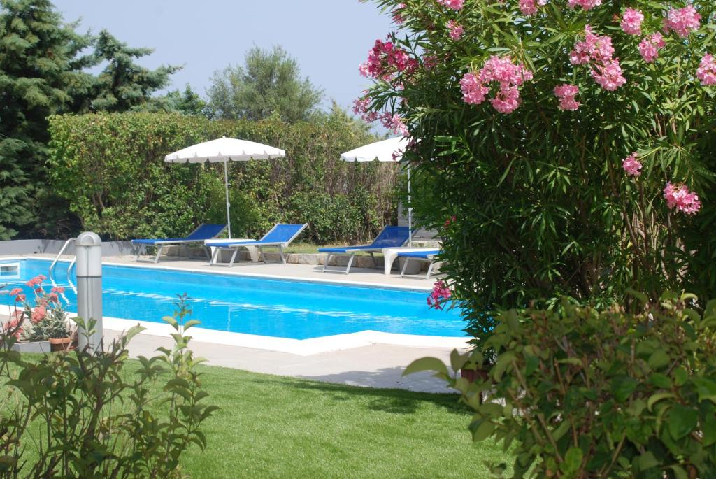 The swimming pool at or near Natur Hotel Tanca