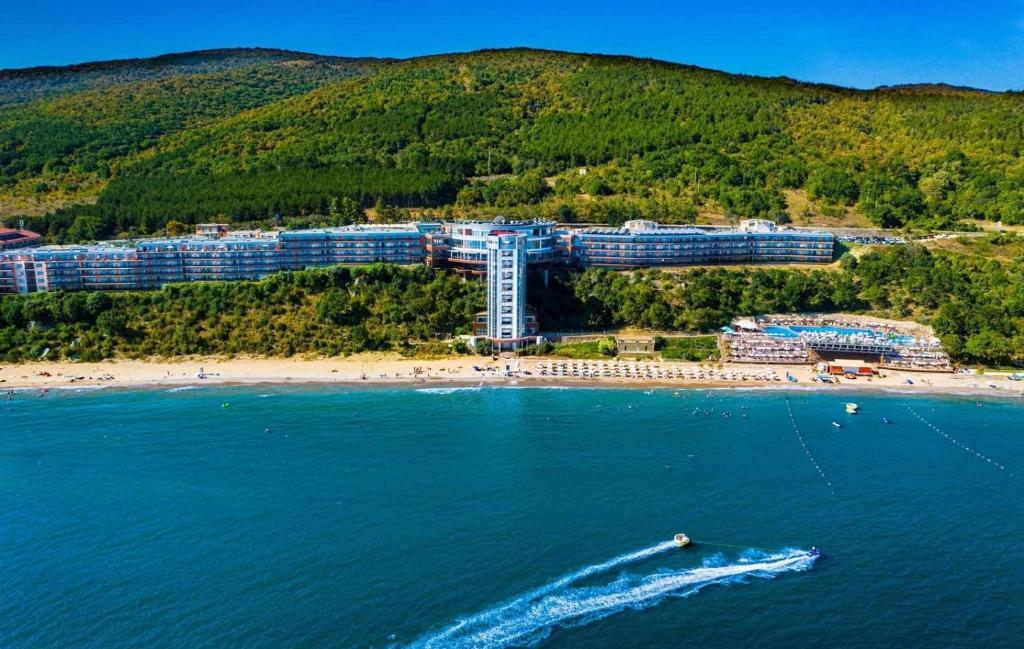 Гледка от птичи поглед на Paradise Beach Residence - Ultra All Inclusive