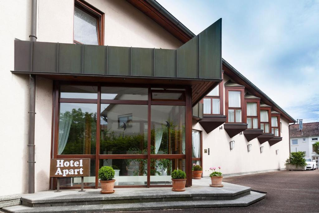 Hotel Apart Reichenbach an der Fils, Germany