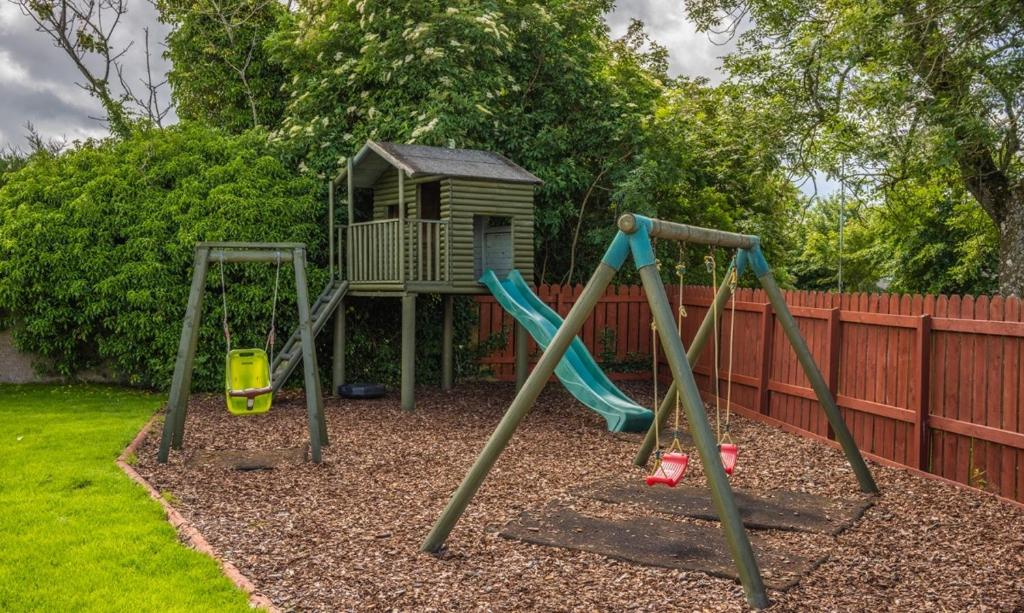Children's play area at Newmachar Hotel