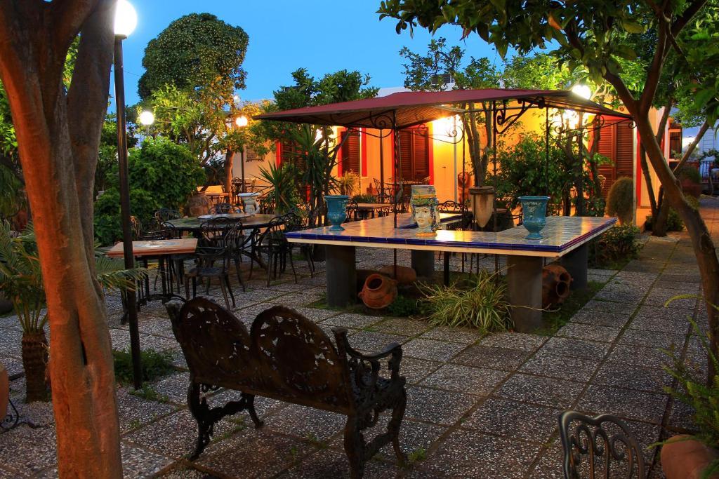 Hotel Oriente Lipari, Italy