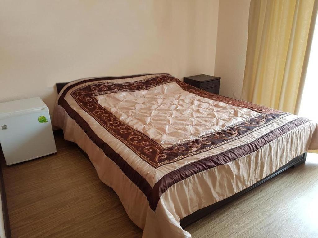 Кровать или кровати в номере U Valientiny Guest House