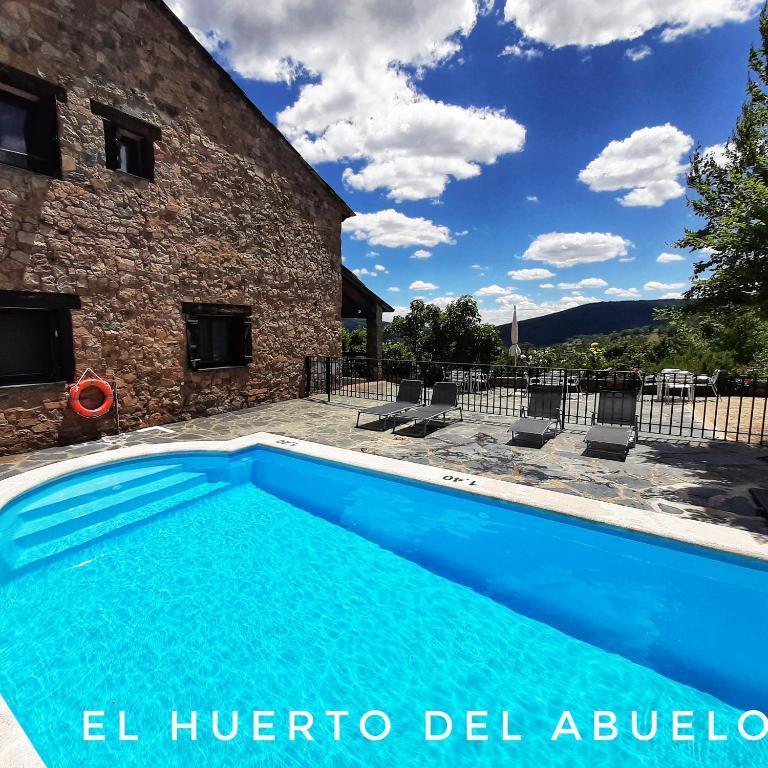 Casa Rural y Spa El Huerto del Abuelo