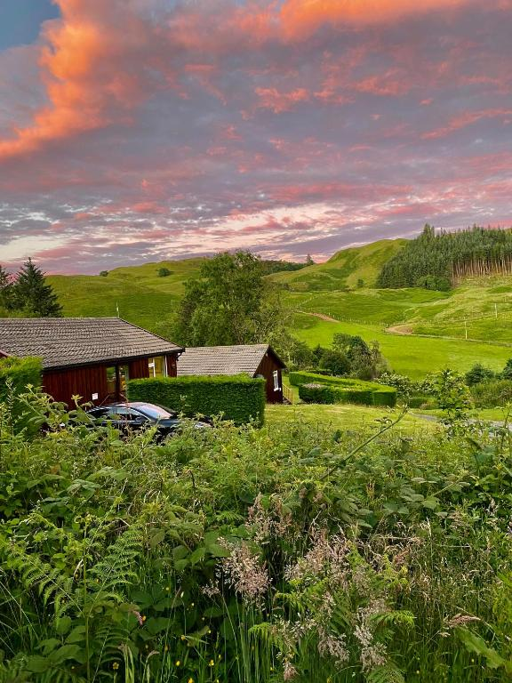 Lagnakeil Highland Lodges - Laterooms