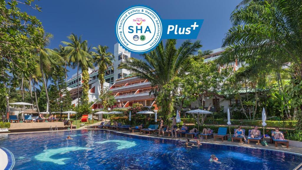 Best Western Phuket Ocean Resort - Laterooms