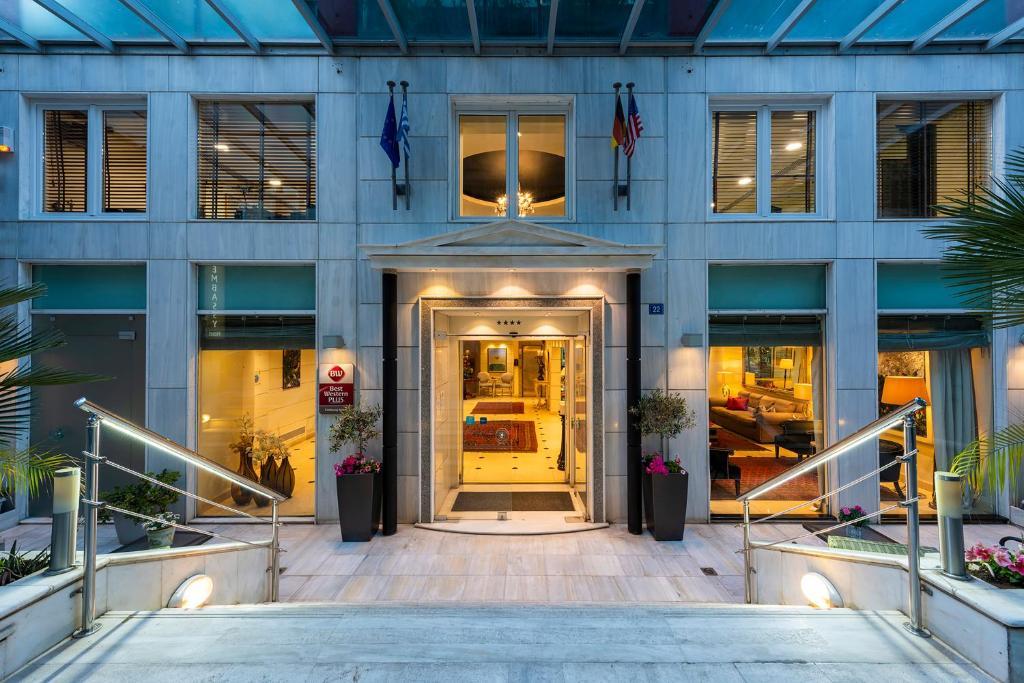 Best Western Plus Embassy Hotel Athens, Greece
