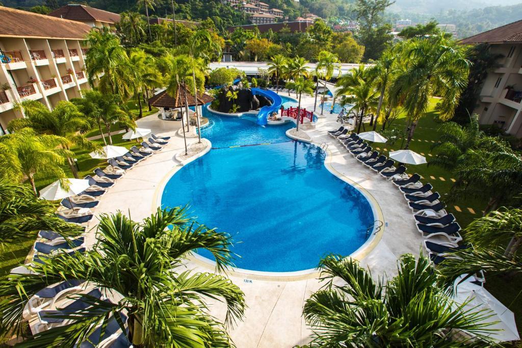 A view of the pool at Centara Karon Resort Phuket - SHA Plus or nearby