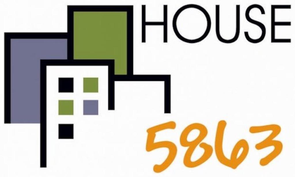 The floor plan of House 5863- Chicago's Premier Bed and Breakfast