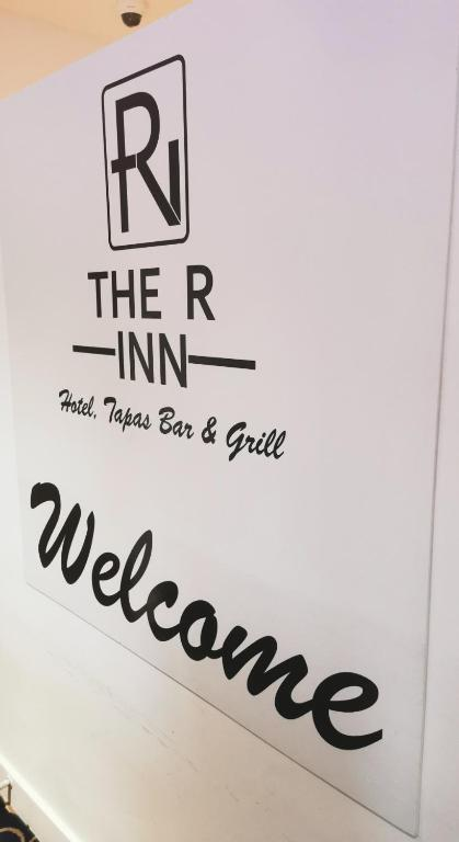 The R Inn Tapas Bar & Grill in Desborough, Northamptonshire, England