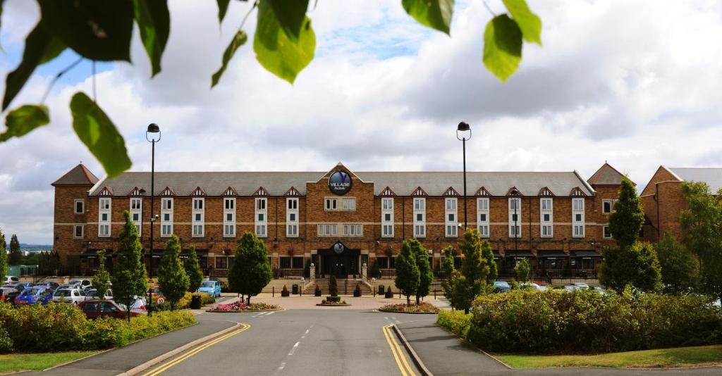 Village Hotel Birmingham Dudley - Laterooms