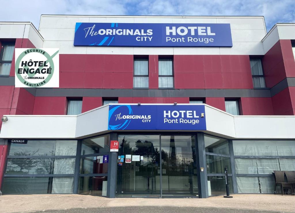 Hotel The Originals Carcassonne (Ex InterHotel) Carcassonne, France