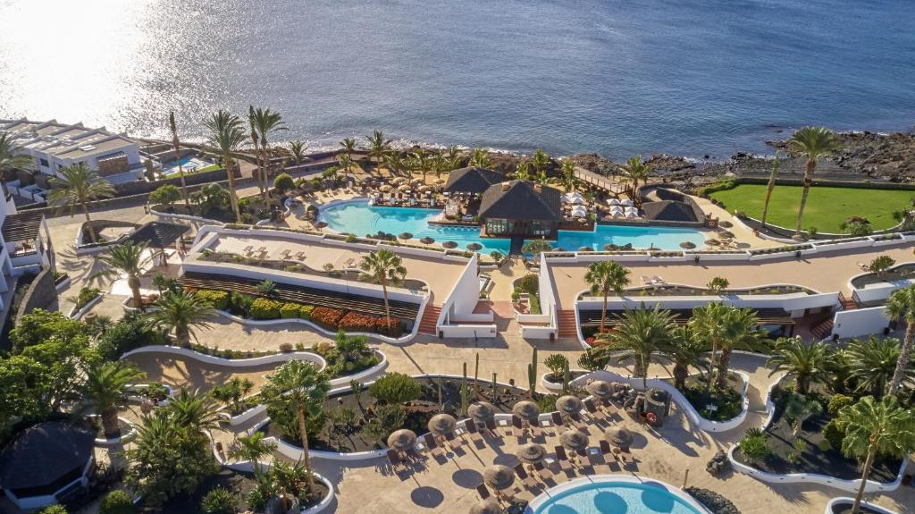 A bird's-eye view of Secrets Lanzarote Resort & Spa - Adults Only (+18)