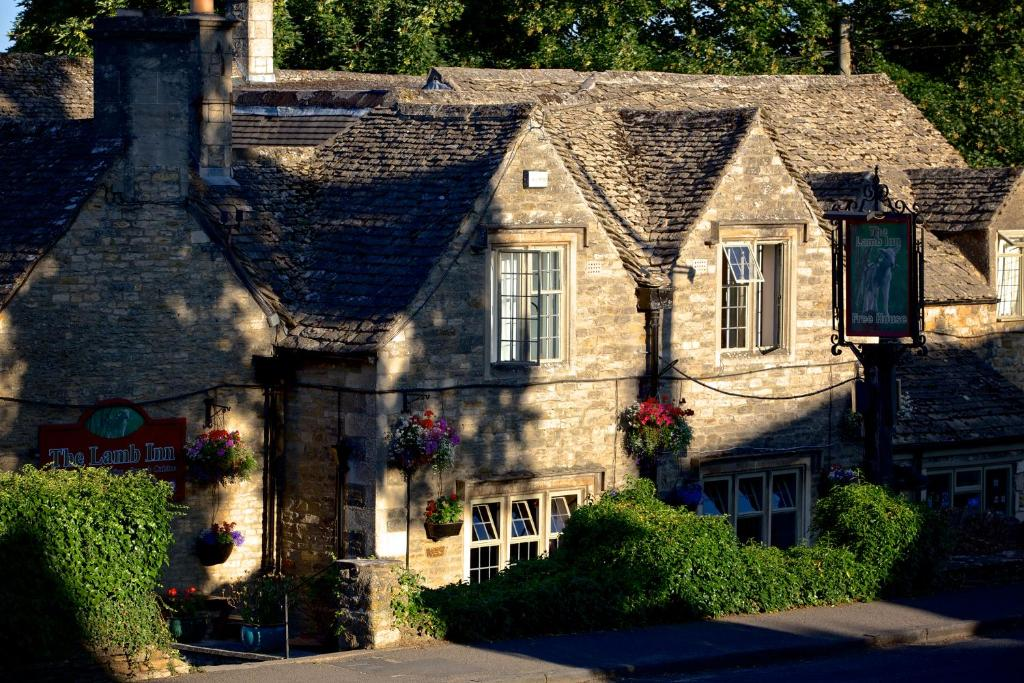 The Lamb Inn - Laterooms