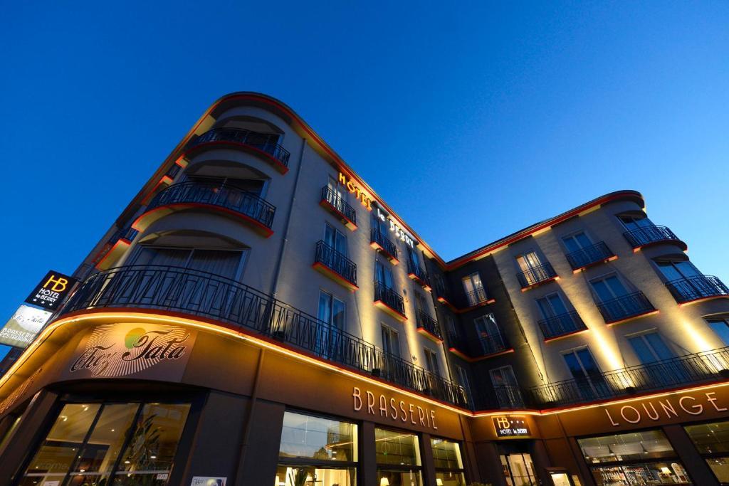 Hotel Le Berry Saint-Nazaire, France