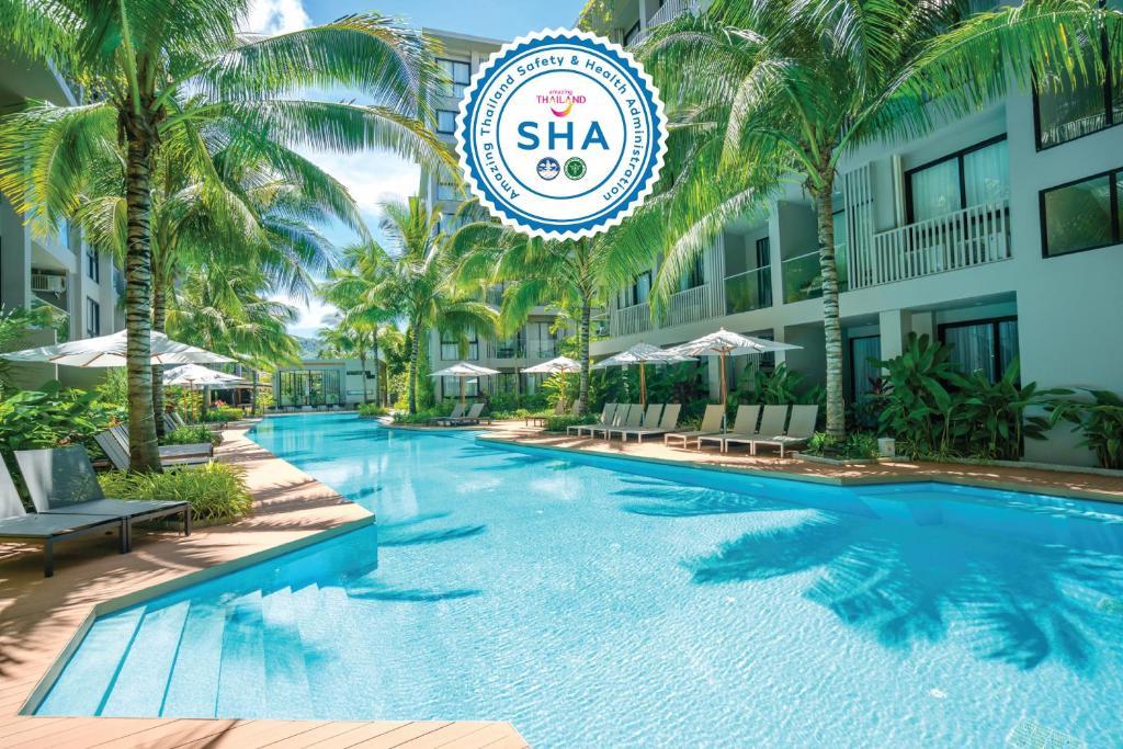 The swimming pool at or near Diamond Resort Phuket - SHA