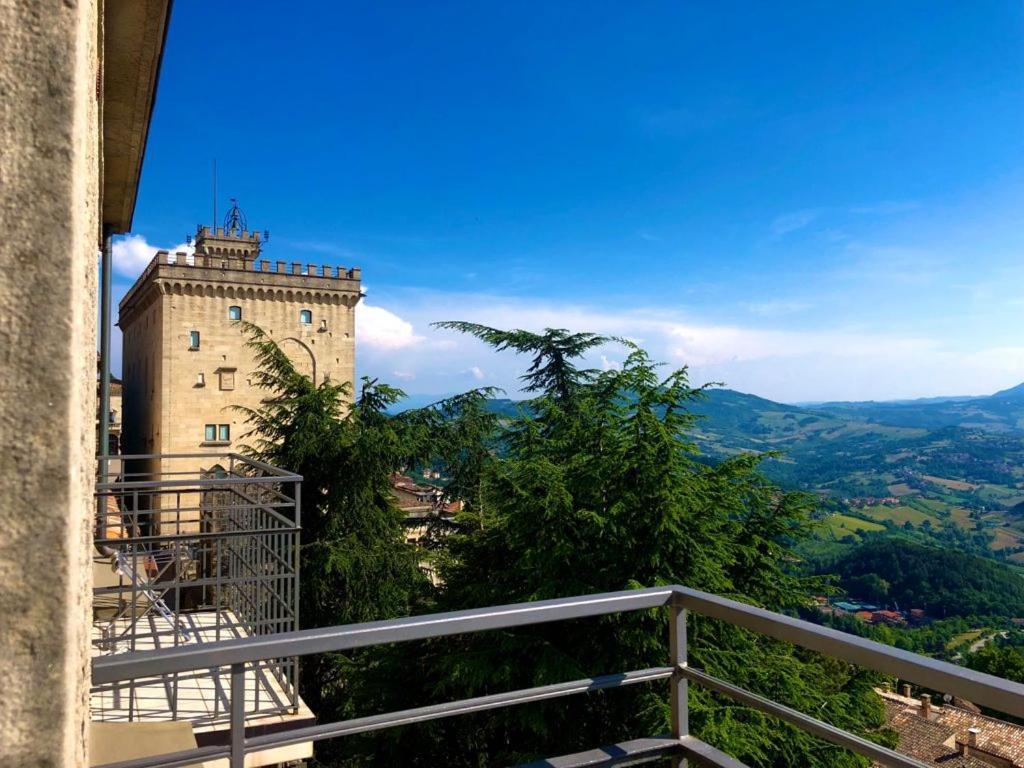 Balcone o terrazza di Hotel Bellavista