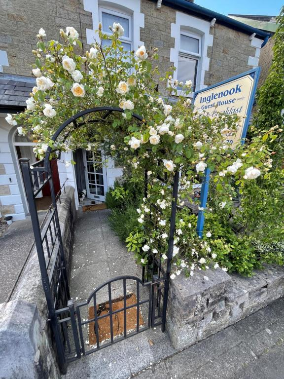 Inglenook Guest House in Ingleton, North Yorkshire, England