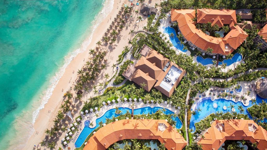Majestic Elegance Punta Cana - All Inclusive a vista de pájaro