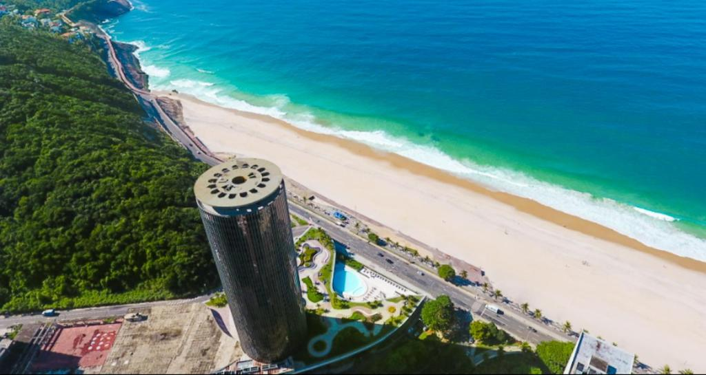 A bird's-eye view of Hotel Nacional Rio de Janeiro