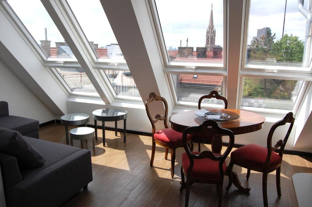Kunsthaus Apartments
