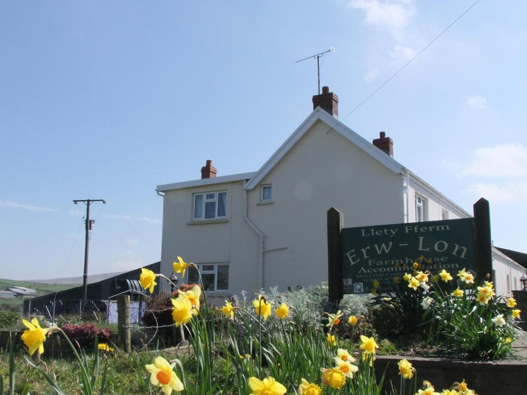 Erw Lon Bed and Breakfast