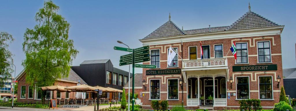 Hotel Spoorzicht - Laterooms