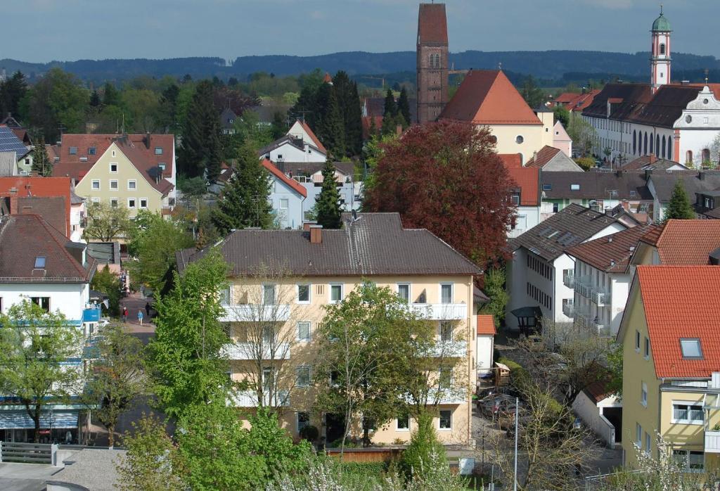 Hotel Marienhof Bad Worishofen, Germany