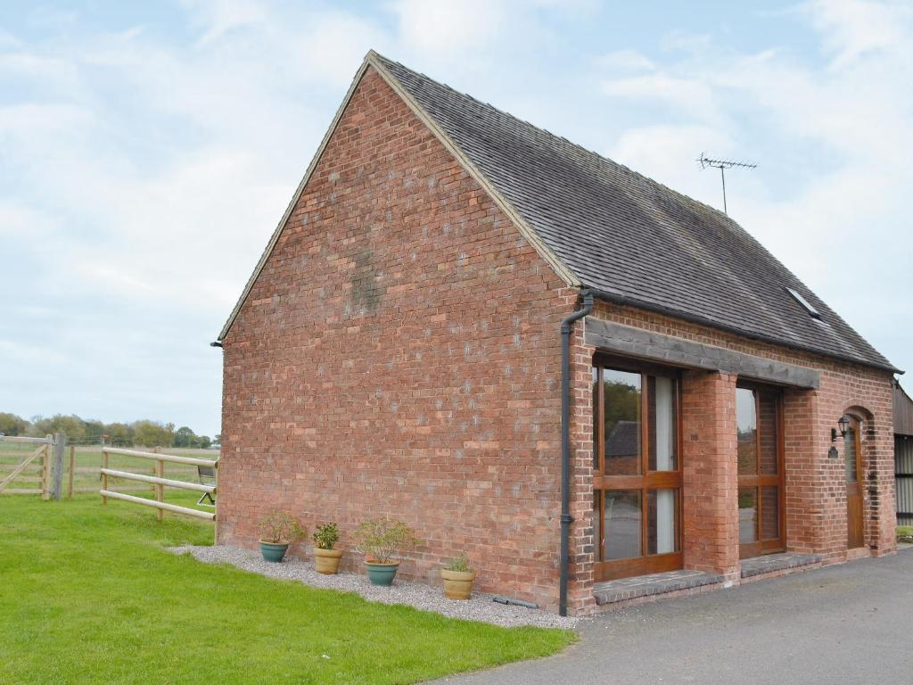 The Old Carthouse in Newborough, Staffordshire, England