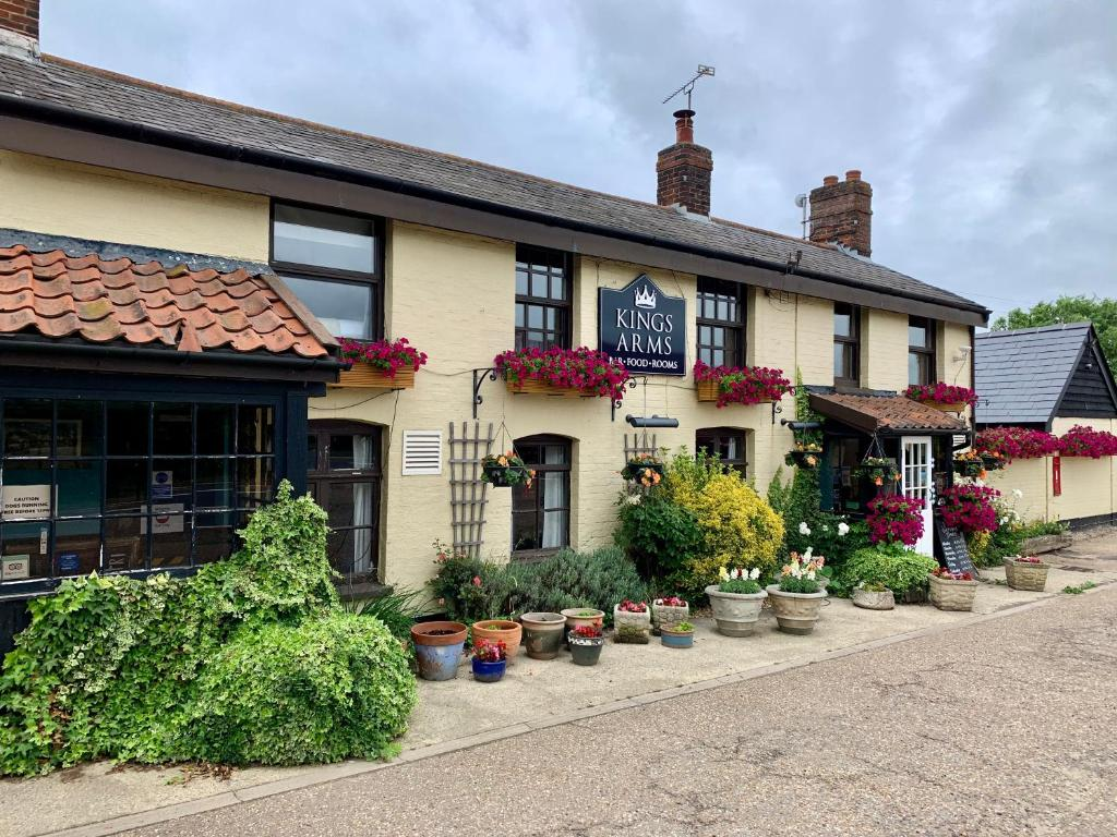 Kings Arms in Coggeshall, Essex, England