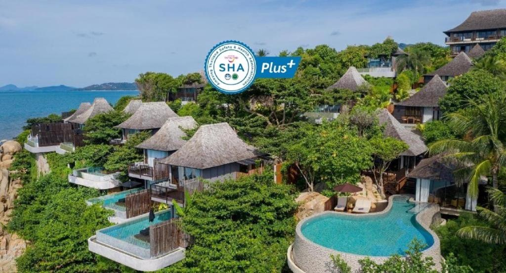 A view of the pool at Silavadee Pool Spa Resort - SHA Plus or nearby
