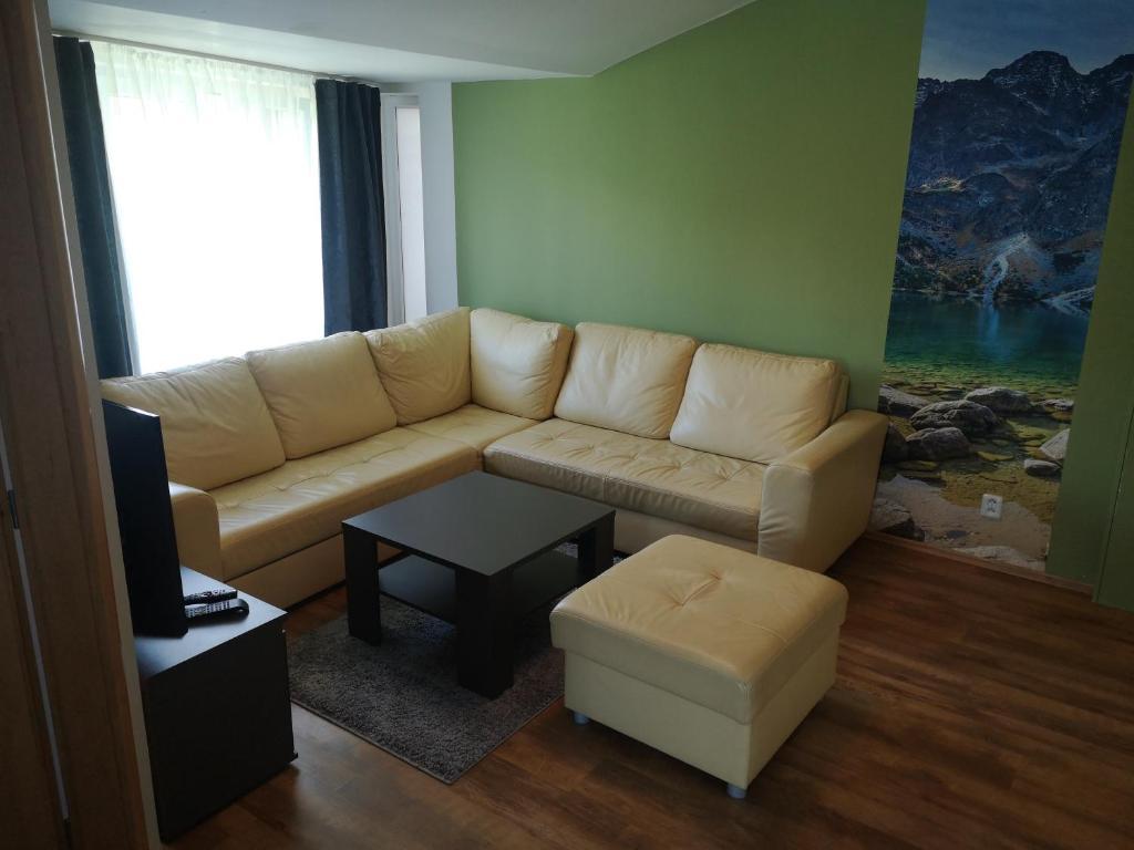 Posedenie v ubytovaní Apartmán Tobias, Vysoké Tatry