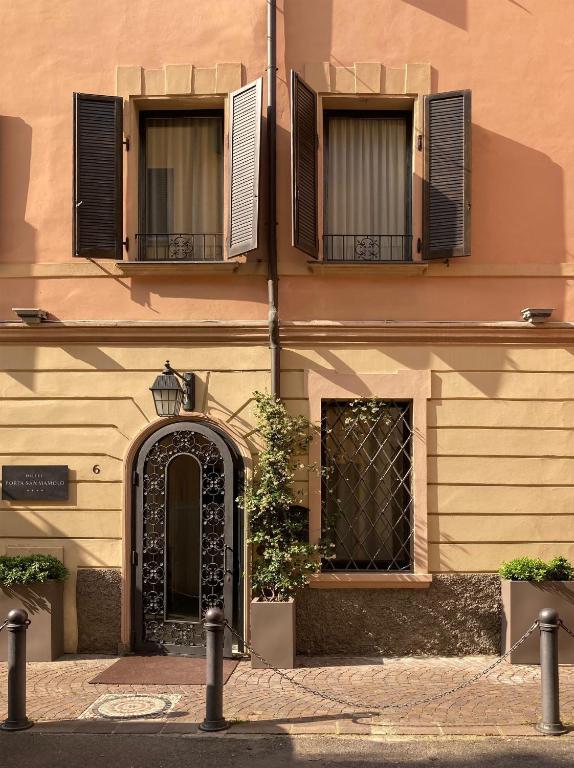 Hotel Porta San Mamolo - Laterooms