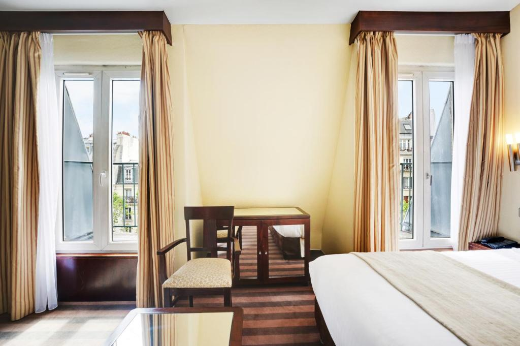 A Grand Hotel Francais - Laterooms