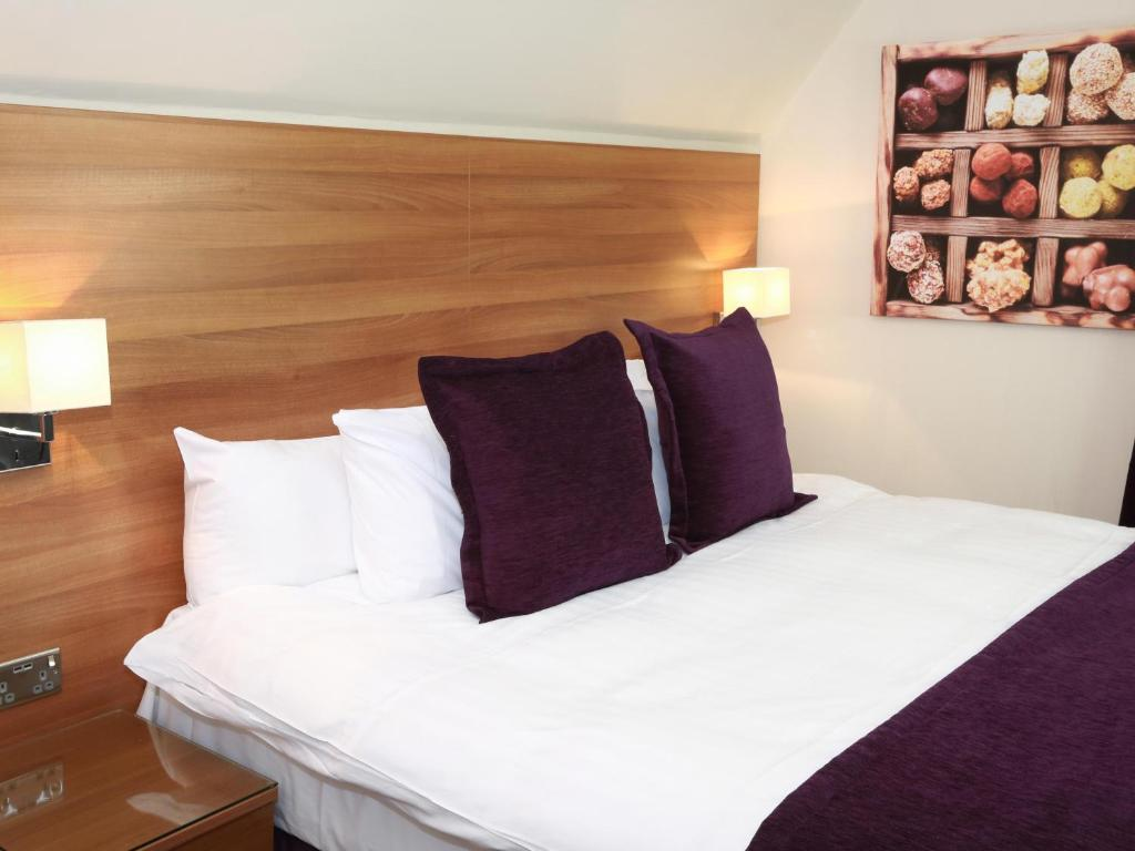 The Chocolate Box Hotel in Bournemouth, Dorset, England
