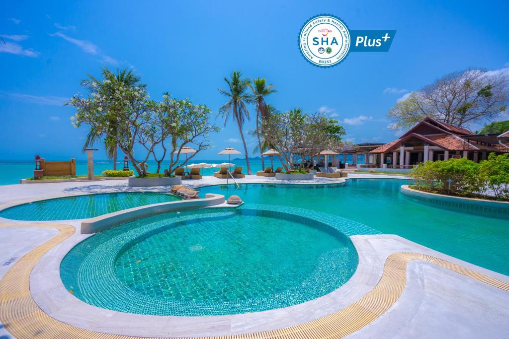 The swimming pool at or near Chaweng Regent Beach Resort - SHA Plus Certified