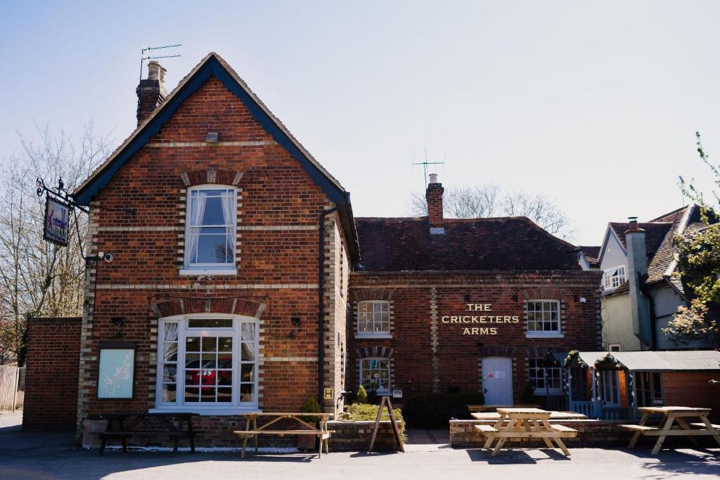 The Cricketers Arms - Laterooms