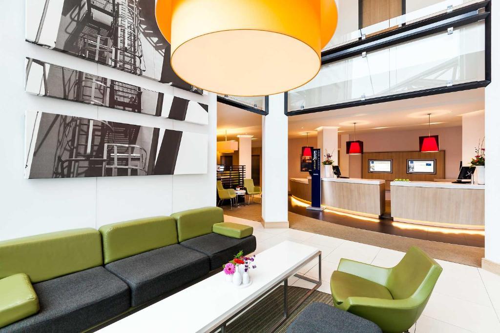 Novotel Rotterdam Brainpark - Laterooms