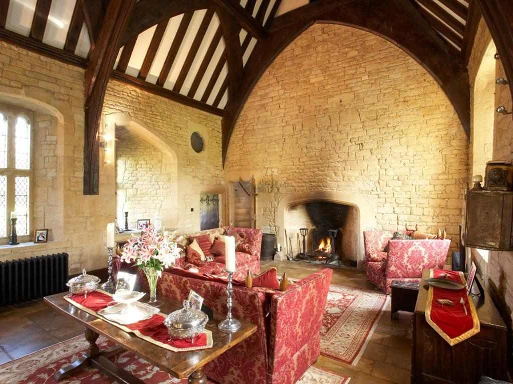 Abbots Grange in Broadway, Worcestershire, England