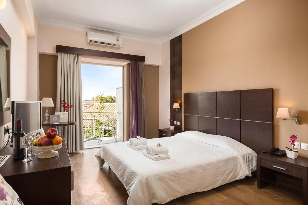 Arion Hotel Corfu Town, Greece
