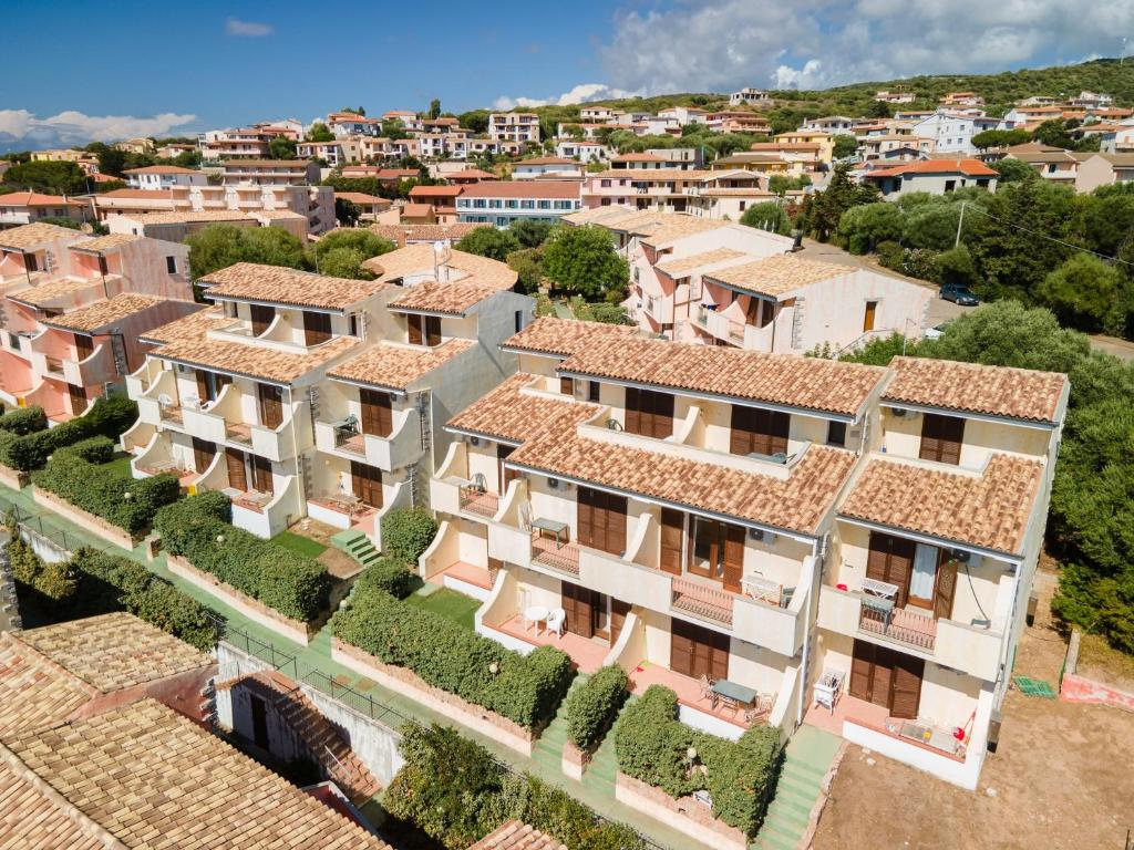 A bird's-eye view of Residence PendraSardinia Costa del Turchese by PendraHolidays