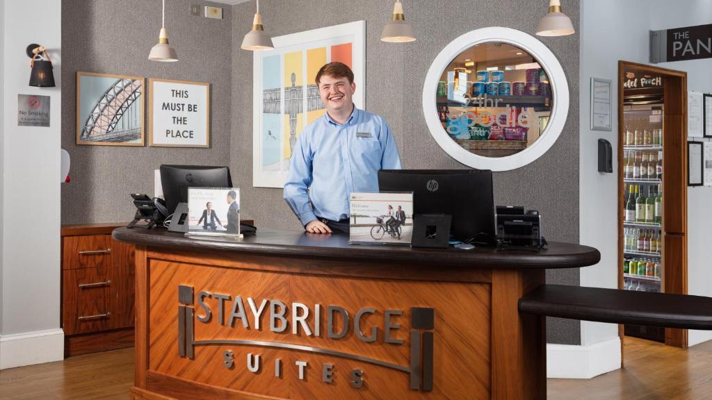Staybridge Suites NEWCASTLE - Laterooms