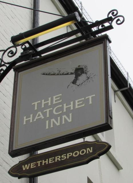 The Hatchet Inn - a JD Wetherspoon Hotel - Laterooms