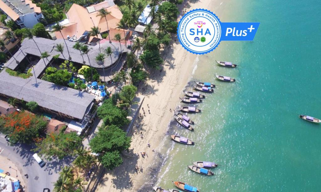A bird's-eye view of Vacation Village Phra Nang Inn-SHA Plus