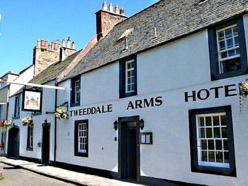 Tweeddale Arms Hotel - Laterooms