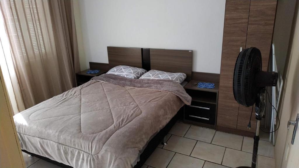 Apartamento em lugar calmo e sossegado