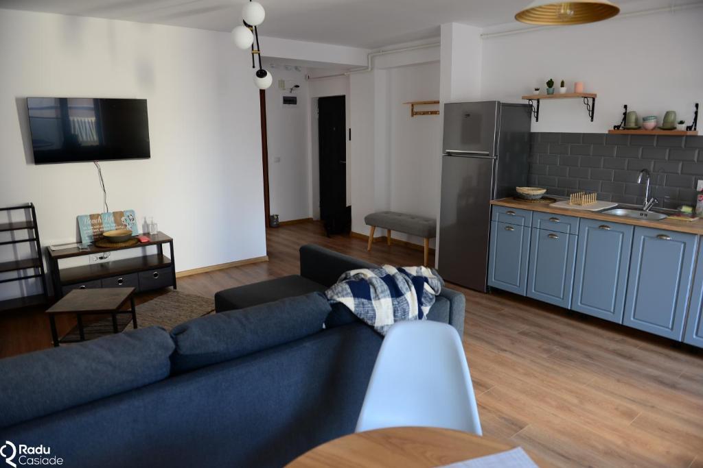 Zarya 8 - Apartament de lux, 2 camere, Mamaia Nord