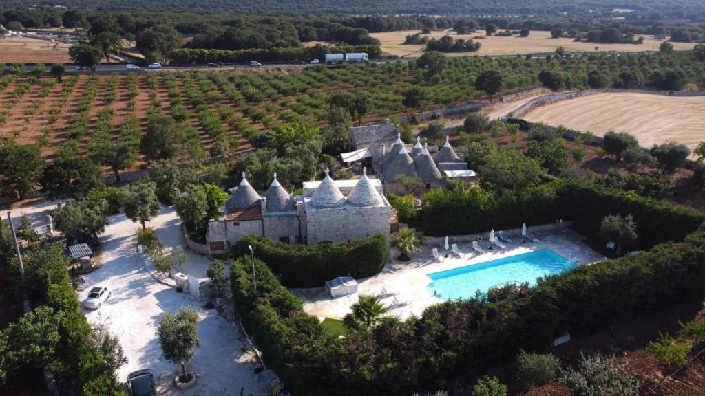 Vista aerea di Vacanza In Puglia