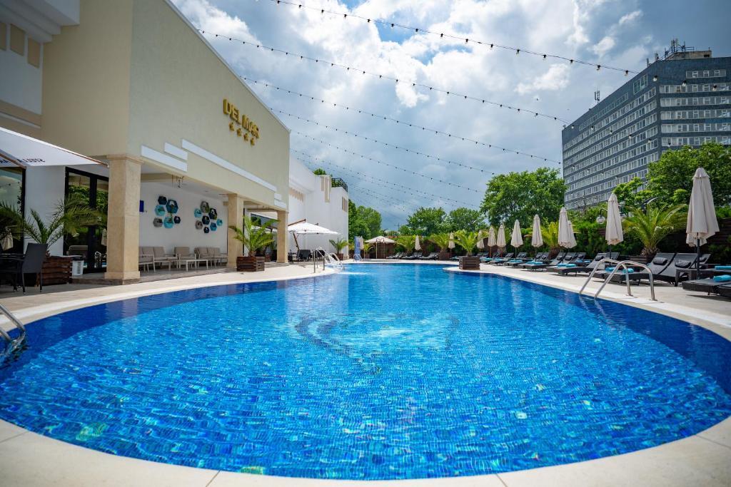 Hotel Del Mar & Conference Center Mamaia, Romania