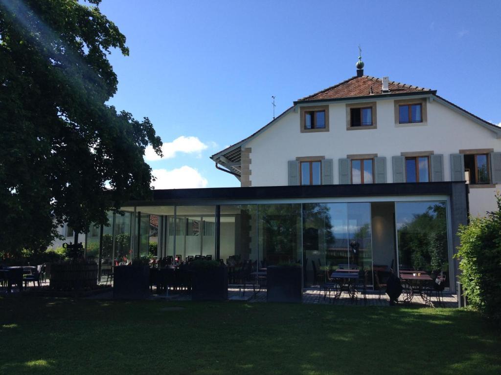 Auberge de Confignon Geneva, Switzerland